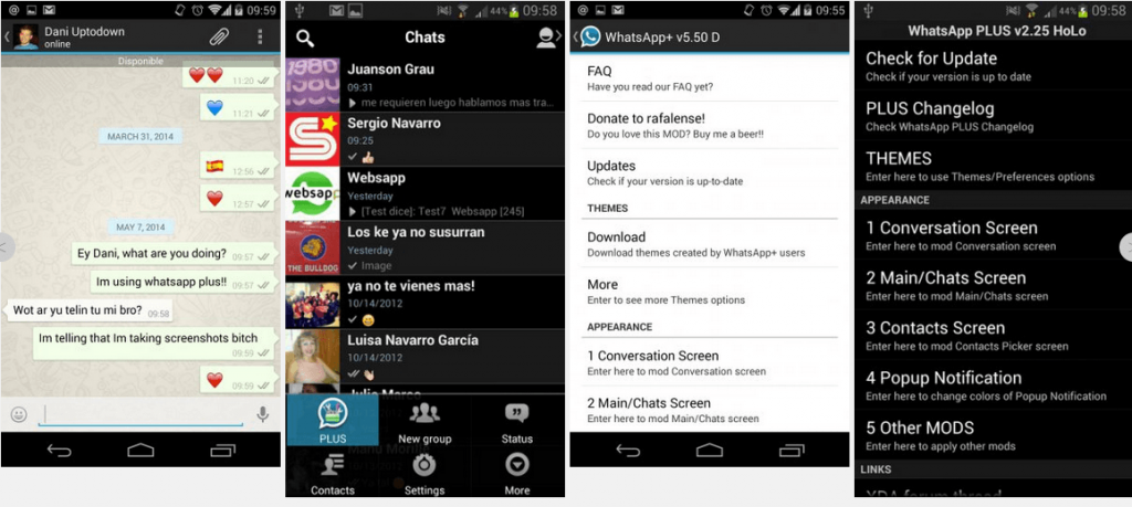 Download free latest whatsapp for android phone