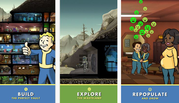 Get the Fallout Shelter app and the latest version is fallout shelter v1.2.1 apk mod and start gaming now